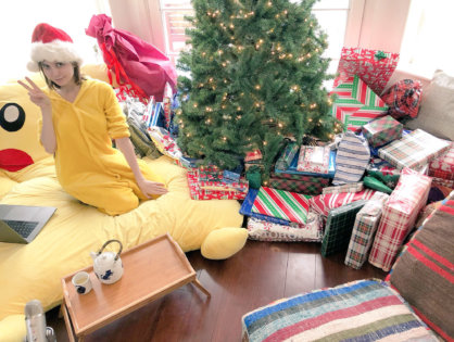 Selfies & Snapshots – December 2017